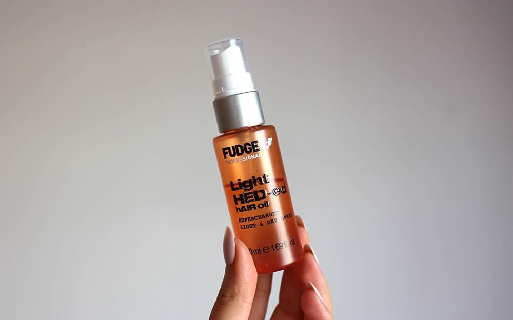 fudge pro oil