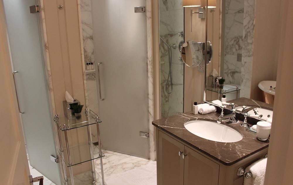 coworth park bathroom