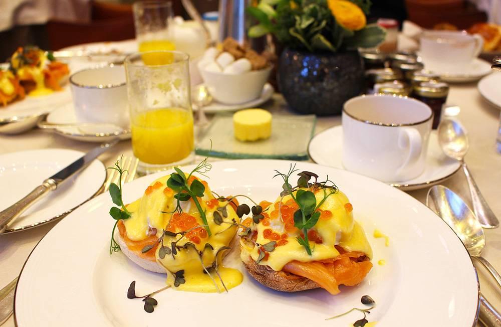 coworth park breakfast