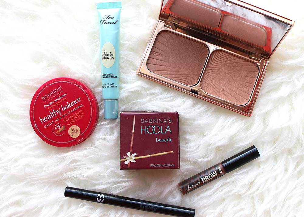current beauty staples