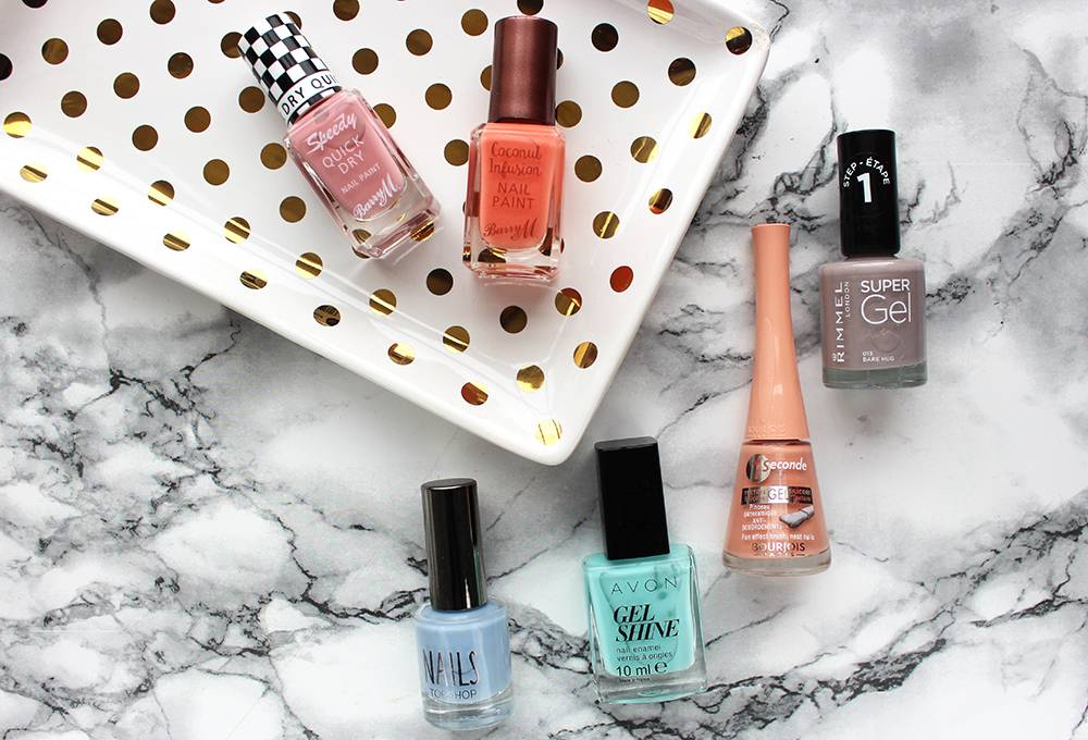 My Spring Polish Picks #ALODrugstoreWeek