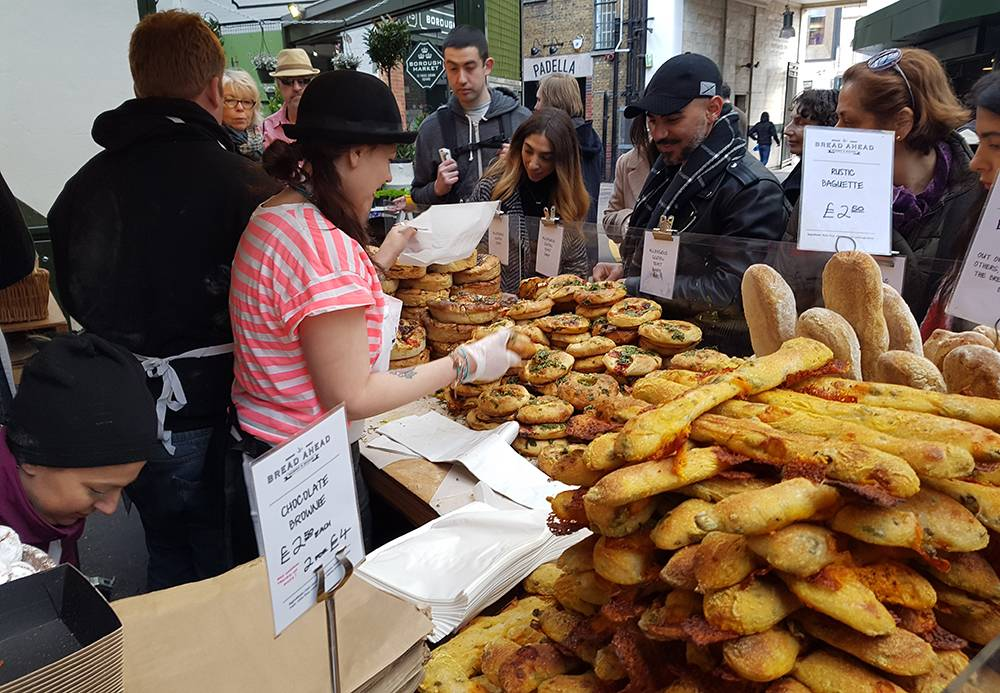 bread brough market