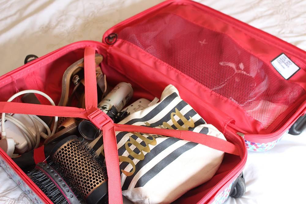 Revolution suitcase
