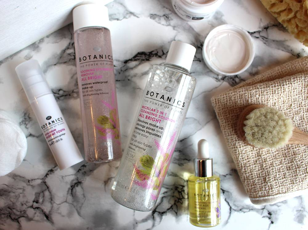 Affordable Skincare, The Boots Botanics Skincare Range - A Little Obsessed