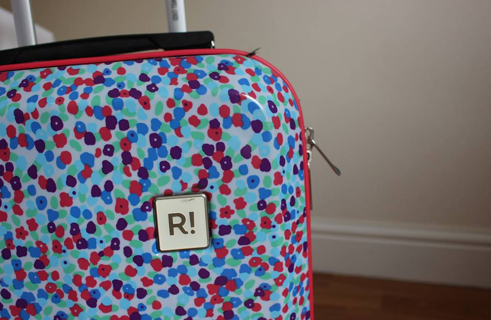 revalation suitcase pattern