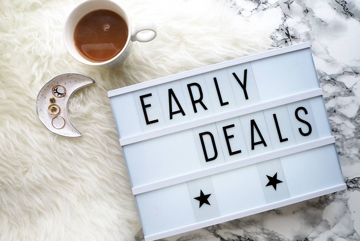 early-deals