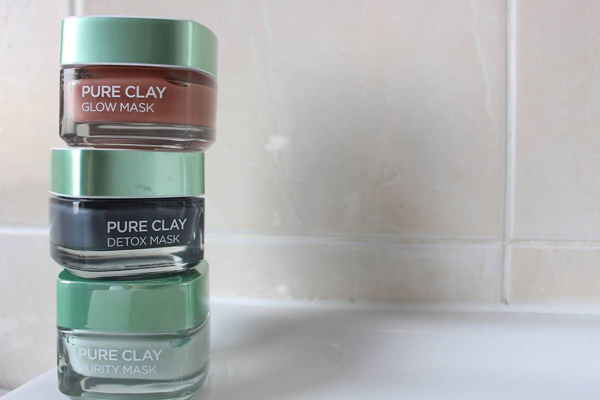 blog loreal clay mask