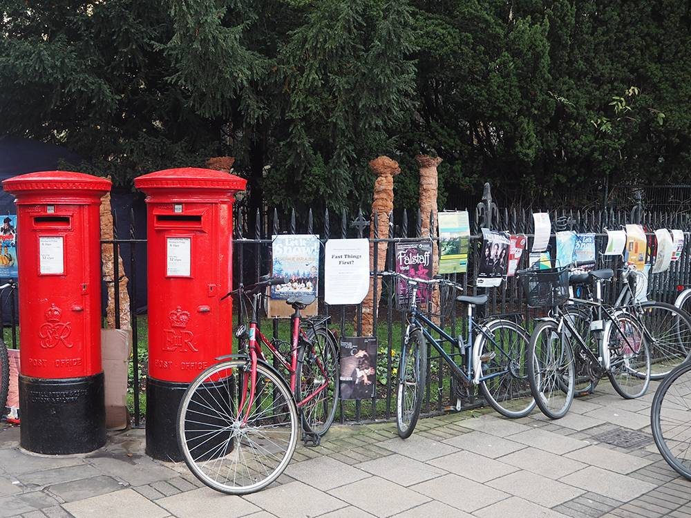 cambridge bikes